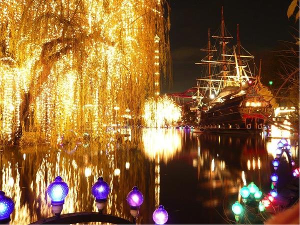 Những khu chợ Giáng sinh lộng lẫy cho du học sinh ở châu Âu - Ảnh 12.