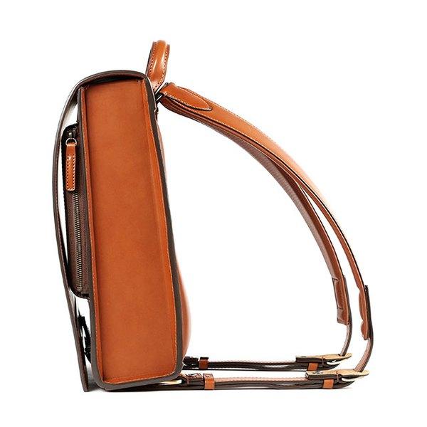 """Thiết kế đệm vai và lưng thông minh giúp giảm """"gánh nặng"""" khi mang cặp."""