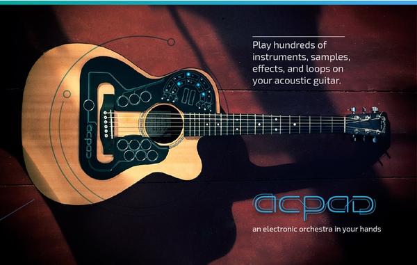 Guitar điện tử siêu việt kết hợp mọi loại nhạc cụ trong một - Ảnh 3.