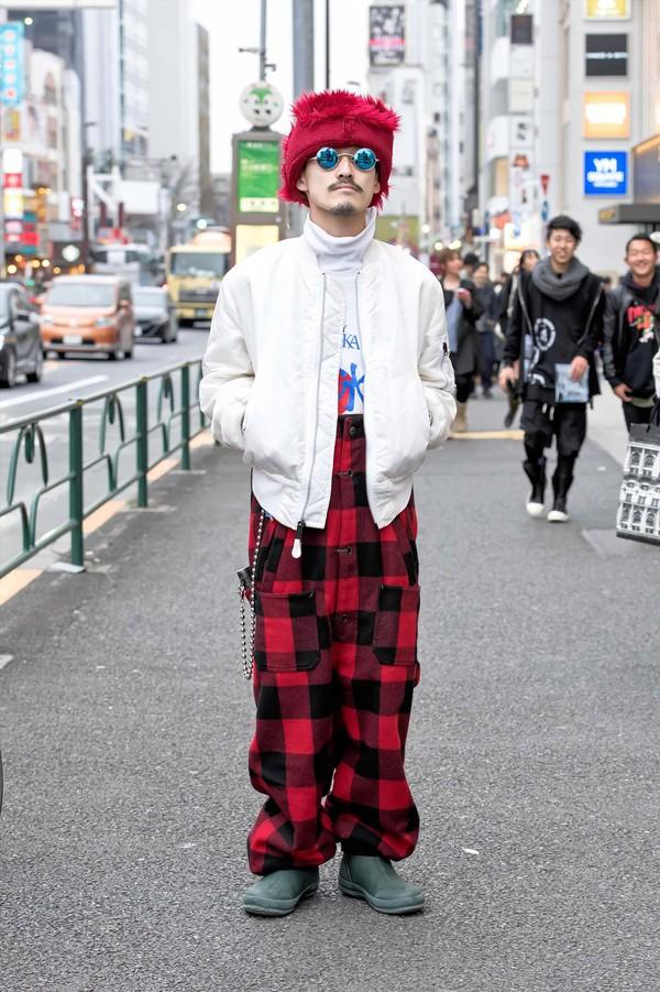 Street Style L M T T I Tu N L Th I Trang Tokyo