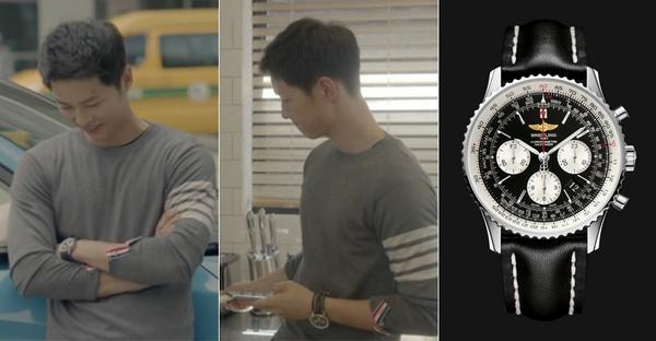 Cuộc đua đồng hồ trăm triệu của các soái ca trong phim Hàn - Ảnh 1.