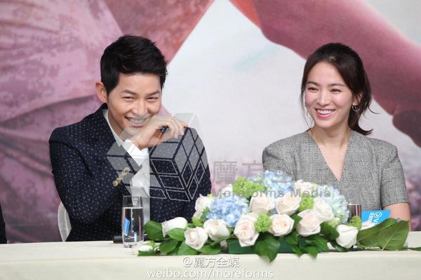 Song Hye Kyo Song Joong Ki Cười Quot T 237 T Mắt Quot T 236 Nh Tứ Tại