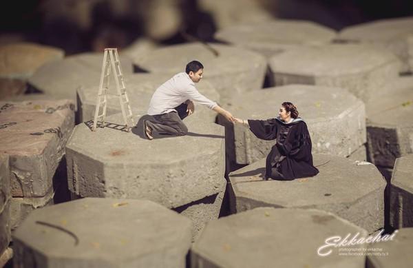 Nếu bạn chưa có ý tưởng chụp ảnh cưới sao cho hấp dẫn, hãy xem bộ ảnh này - Ảnh 19.