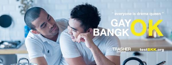 Thái Lan tuyên truyền phòng chống HIV bằng chuyện tình của những chàng đồng tính điển trai - Ảnh 2.