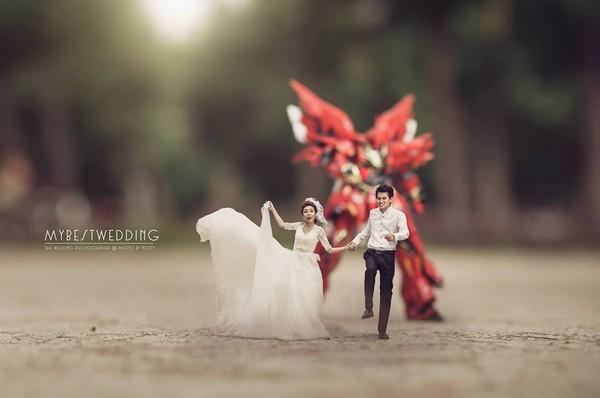 Nếu bạn chưa có ý tưởng chụp ảnh cưới sao cho hấp dẫn, hãy xem bộ ảnh này - Ảnh 2.