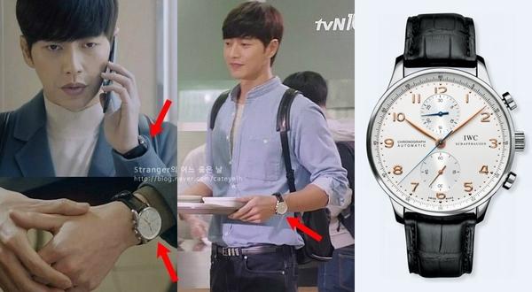 Cuộc đua đồng hồ trăm triệu của các soái ca trong phim Hàn - Ảnh 2.