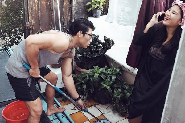 Cười lăn với bộ ảnh cưới phong cách Em là mụ nội của cặp đôi Sài Gòn - Ảnh 22.