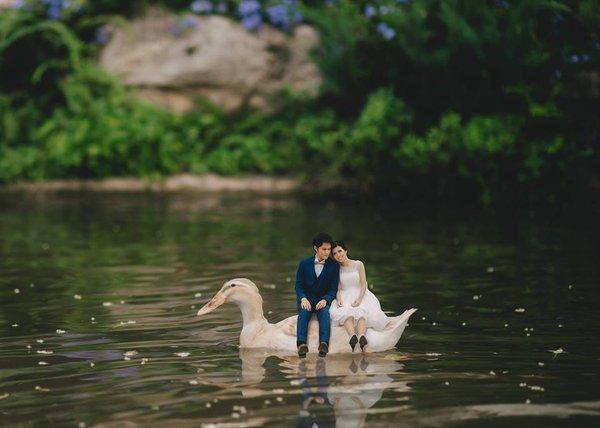 Nếu bạn chưa có ý tưởng chụp ảnh cưới sao cho hấp dẫn, hãy xem bộ ảnh này - Ảnh 24.