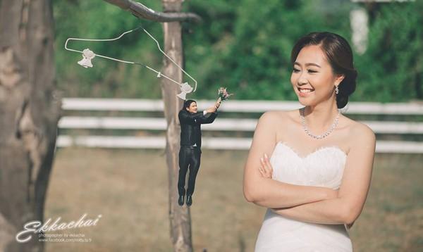Nếu bạn chưa có ý tưởng chụp ảnh cưới sao cho hấp dẫn, hãy xem bộ ảnh này - Ảnh 5.