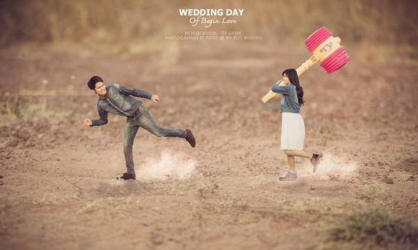 Nếu bạn chưa có ý tưởng chụp ảnh cưới sao cho hấp dẫn, hãy xem bộ ảnh này - Ảnh 3.