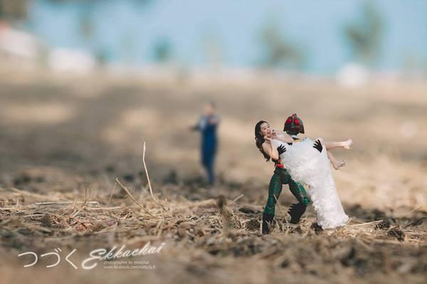 Nếu bạn chưa có ý tưởng chụp ảnh cưới sao cho hấp dẫn, hãy xem bộ ảnh này - Ảnh 9.