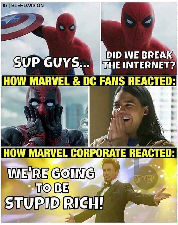 Người Nhện - Đứa con rơi trở thành quân át chủ bài hoàn hảo của Marvel - Ảnh 7.