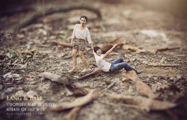 Nếu bạn chưa có ý tưởng chụp ảnh cưới sao cho hấp dẫn, hãy xem bộ ảnh này - Ảnh 11.