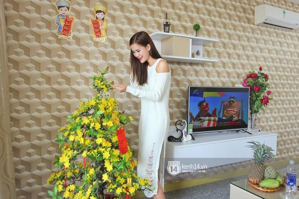 Hương Ly khoe căn hộ mới - giải thưởng cho Quán quân Next Top Model - Ảnh 3.