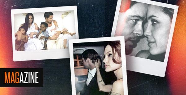 Với Angelina Jolie hay cả Brad Pitt, kết thúc 12 năm mặn nồng, đừng nói rằng họ đã đánh mất nhau...