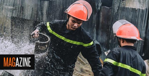 Chuyện về những người lính cứu hỏa không sợ chết, chỉ sợ không cứu được người