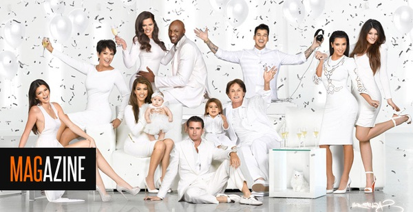 Đế chế nhà Kardashian: Nhà mình nổi tiếng nhất Hollywood rồi, có không phục thì cũng chịu thôi!