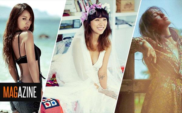 Lee Hyori: Ngôi sao vẫn luôn lấp lánh, chỉ là mỗi thời điểm, chọn một điều quan trọng nhất để sống hết mình