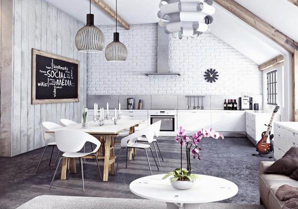 16 ý tưởng hay ho tân trang cho căn bếp ấm áp nhà bạn - Ảnh 10.