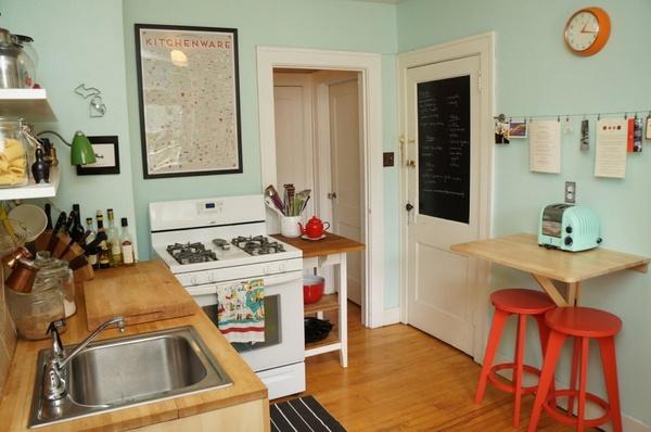 16 ý tưởng hay ho tân trang cho căn bếp ấm áp nhà bạn - Ảnh 3.