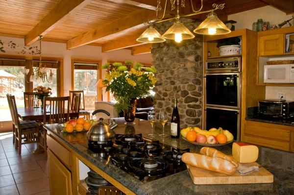 16 ý tưởng hay ho tân trang cho căn bếp ấm áp nhà bạn - Ảnh 8.
