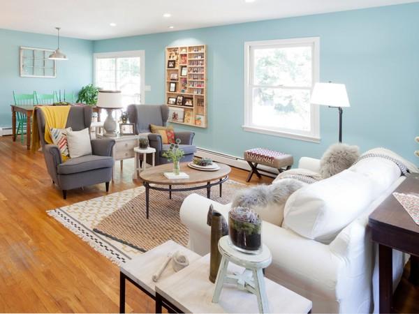 15 căn phòng khách với thiết kế khiến vạn người mê - Ảnh 13.