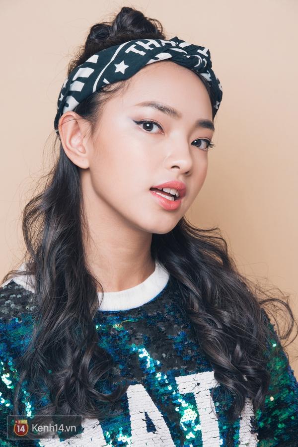Học hot girl Chou Chou cách make up ngọt ngào đúng kiểu Hàn Quốc để đón Tết - Ảnh 1.