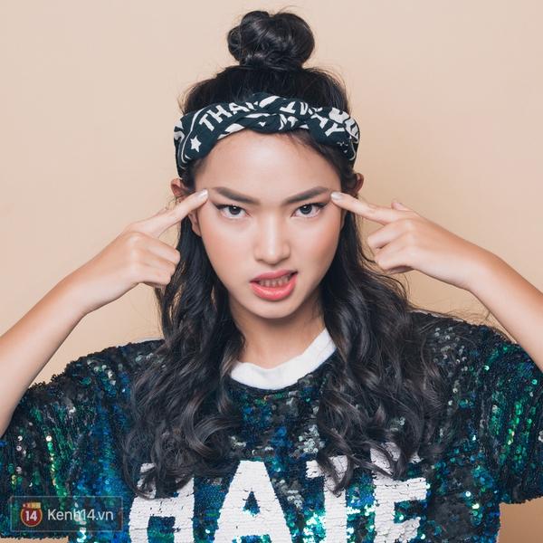 Học hot girl Chou Chou cách make up ngọt ngào đúng kiểu Hàn Quốc để đón Tết - Ảnh 5.