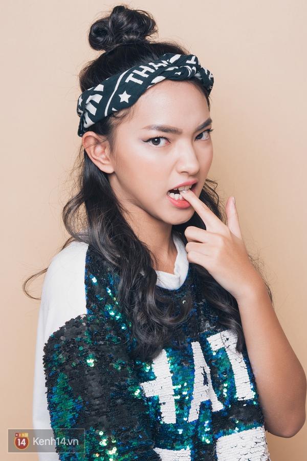 Học hot girl Chou Chou cách make up ngọt ngào đúng kiểu Hàn Quốc để đón Tết - Ảnh 7.