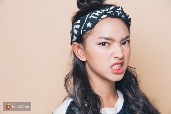 Học hot girl Chou Chou cách make up ngọt ngào đúng kiểu Hàn Quốc để đón Tết - Ảnh 10.