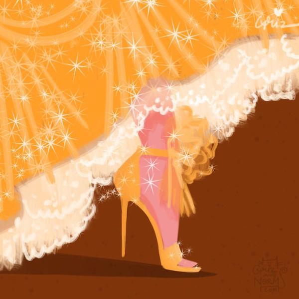 Bộ sưu tập giày hàng hiệu của các nàng công chúa Disney - Ảnh 9.