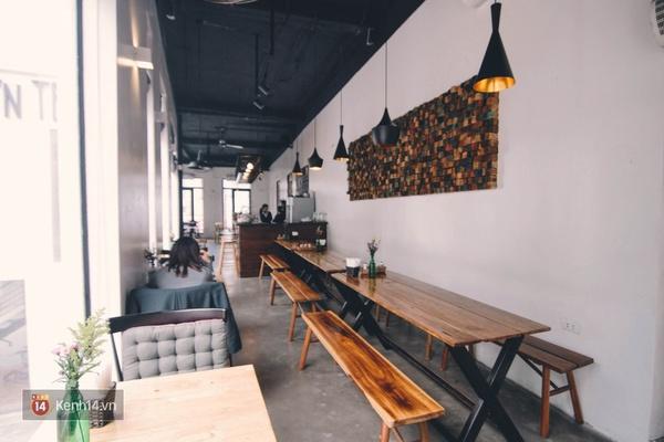 4 quán cafe ở Hà Nội đang được giới trẻ checkin nhiều nhất. Ảnh 19