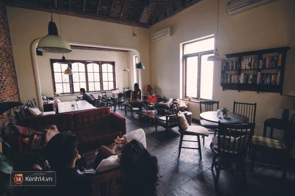 4 quán cafe đang được giới trẻ Hà Nội check-in nhiều nhất - Ảnh 1.