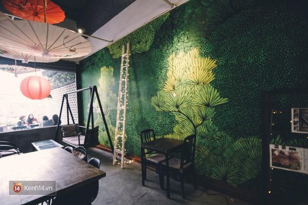 4 quán cafe đang được giới trẻ Hà Nội check-in nhiều nhất - Ảnh 10.