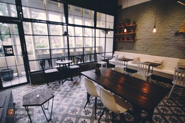 4 quán cafe đang được giới trẻ Hà Nội check-in nhiều nhất - Ảnh 8.
