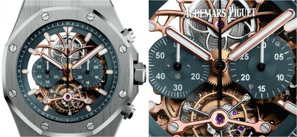 Top 7 chiếc đồng hồ gây ấn tượng nhất tại triển lãm SIHH 2016 - Ảnh 5.