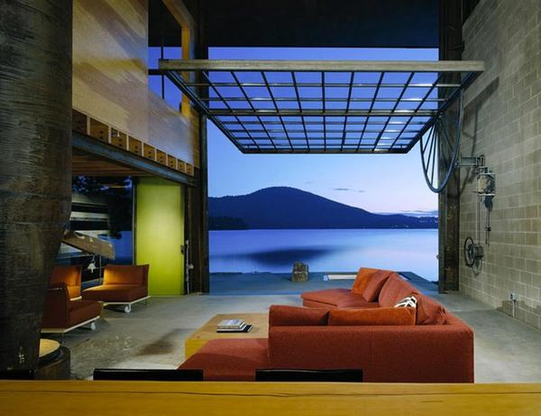 15 căn phòng khách với thiết kế khiến vạn người mê - Ảnh 3.