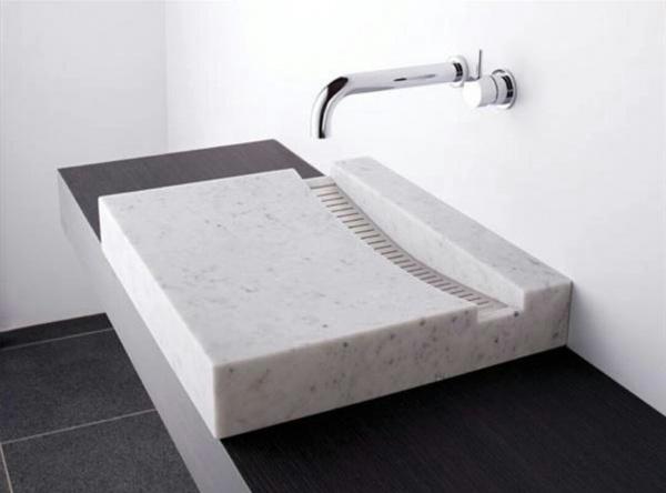 14 bồn rửa ấn tượng khiến bạn muốn nghịch nước suốt ngày - Ảnh 8.