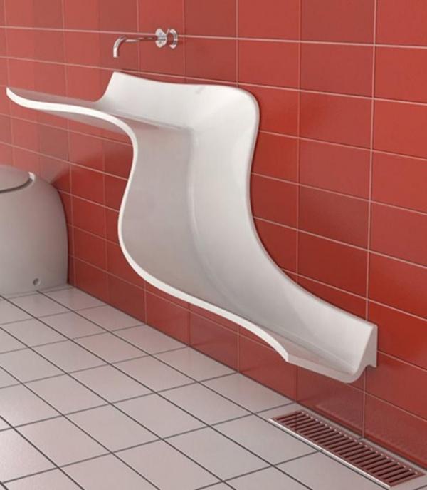 14 bồn rửa ấn tượng khiến bạn muốn nghịch nước suốt ngày - Ảnh 12.