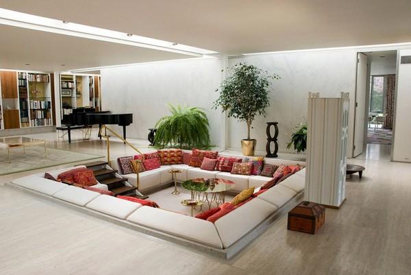 15 căn phòng khách với thiết kế khiến vạn người mê - Ảnh 11.