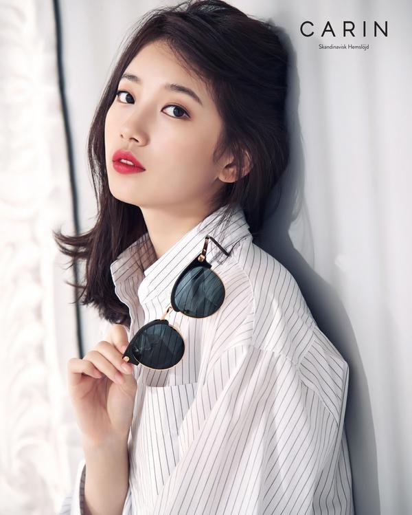 Suzy gây trầm trồ với vẻ đẹp trưởng thành và quyến rũ - Ảnh 4.