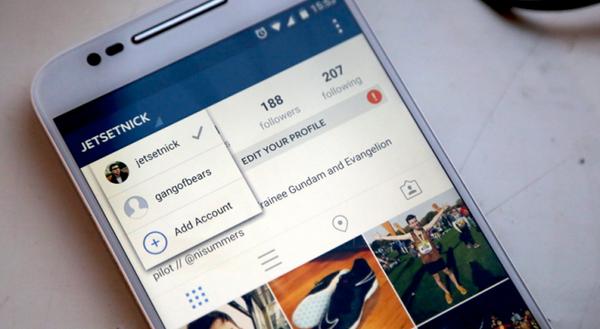 Instagram đã hỗ trợ đăng nhập nhiều tài khoản trên cùng một thiết bị - Ảnh 2.
