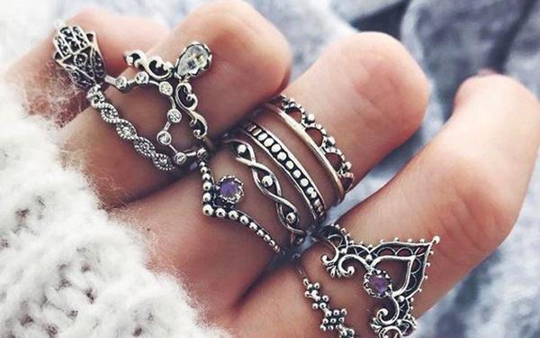 Bạn thích đeo nhẫn ngón tay nào nhất, điều đó sẽ giải mã tính cách của bạn