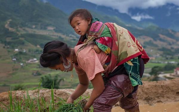 """27 bức ảnh """"làm mẹ là nhiệm vụ quan trọng nhất trên thế gian"""" đẹp nhất năm 2017"""