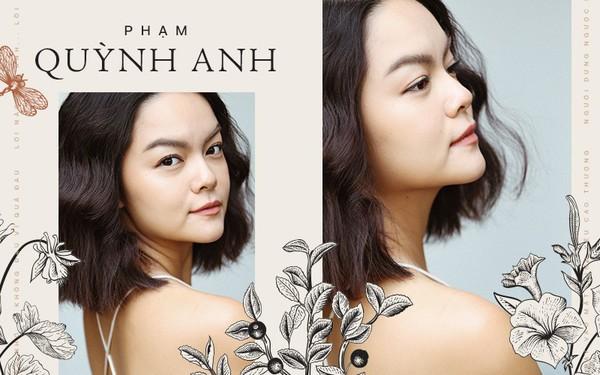 """Phạm Quỳnh Anh: """"Tôi đang sống thật với âm nhạc, không phải trở lại để chạy đua, so đo với ai"""""""