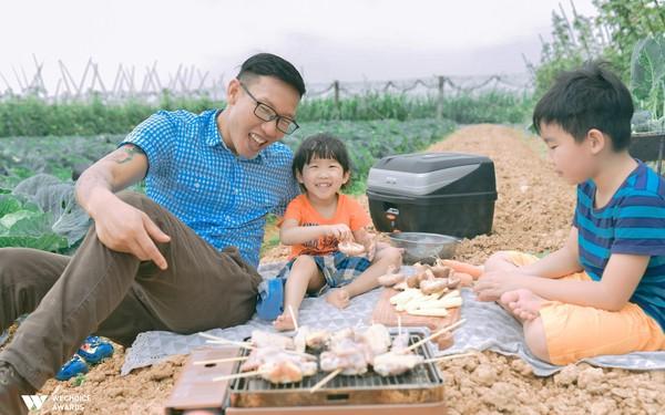 """Đầu bếp Nguyễn Mạnh Hùng: """"Đàn ông phải biết tự nấu ăn để chăm sóc chính mình, rồi mới biết cách chăm sóc mọi người xung quanh"""""""