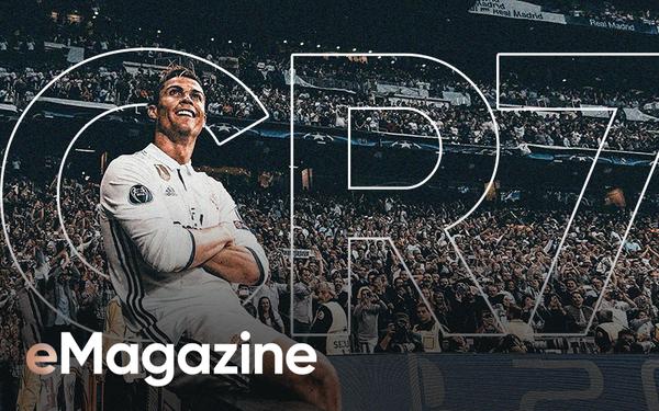 Ronaldo và lời từ biệt với Real Madrid: Định mệnh của một nhà vô địch