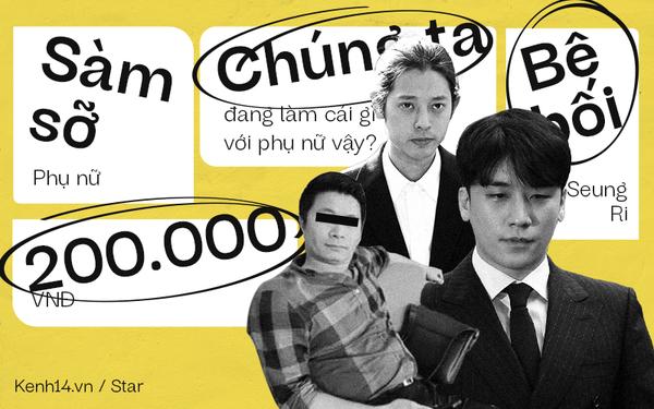Từ bê bối Seungri đến chuyện phạt 200.000 tội sàm sỡ: Chúng ta đang làm cái gì với phụ nữ vậy?