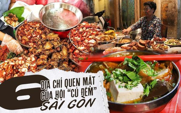 Giữa Sài Gòn hoa lệ mà nửa đêm đói lòng thì phải dắt túi ngay 6 địa chỉ ăn đêm này ngay nhé