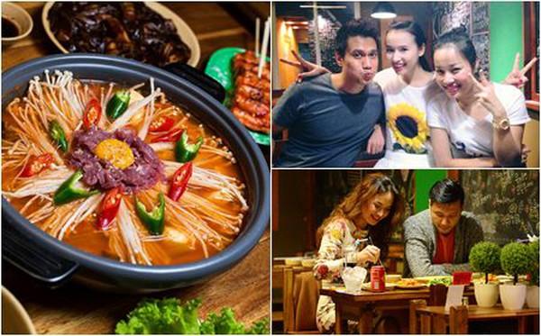 Quán ăn đậm chất Hàn được nhiều Sao Việt yêu thích